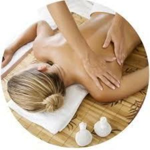 Square image massage suedois