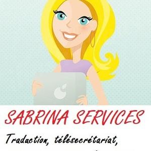 Square logo sabrina services