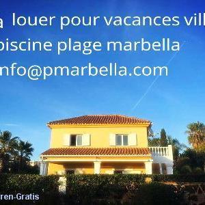 Square a louer villa marbella