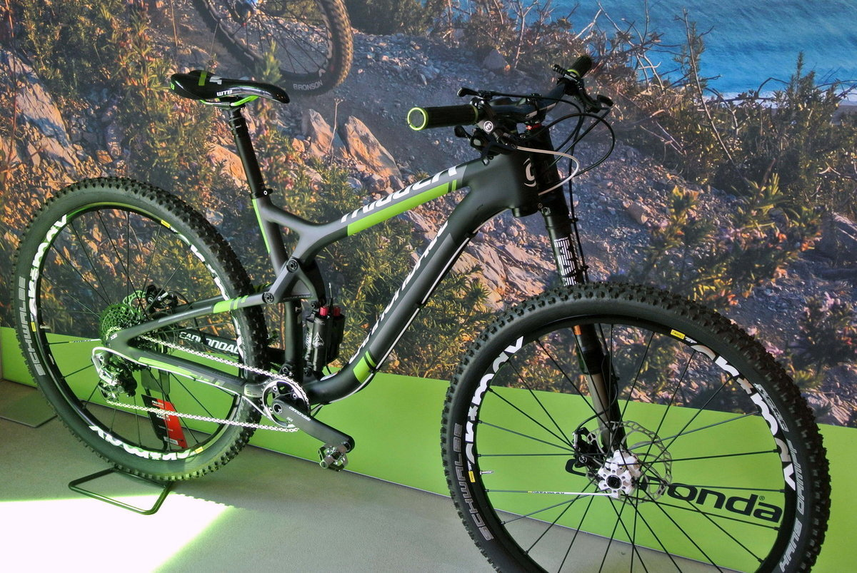 2015 cannondale trigger carbon team y