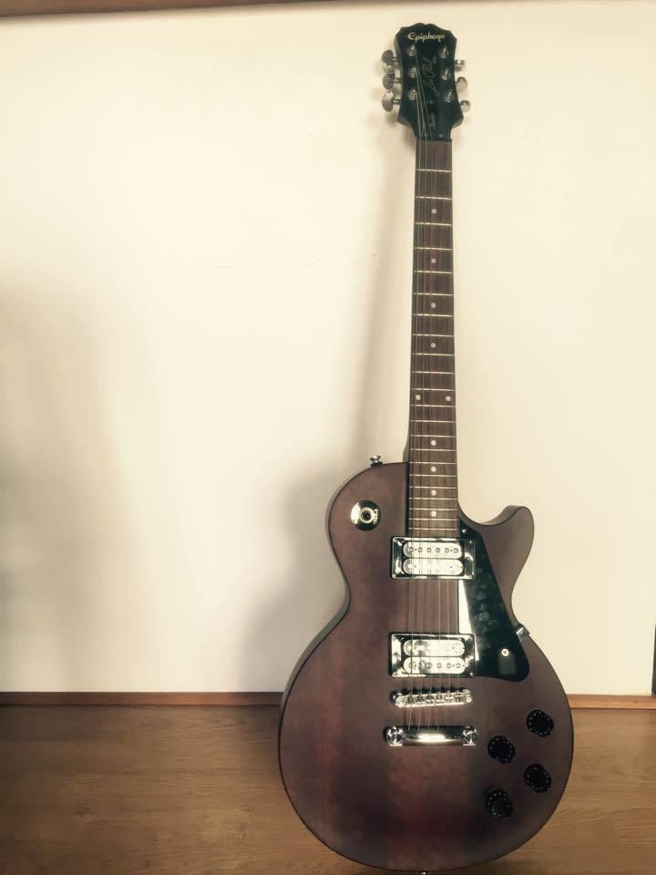 guitare electrique lespaul studio epiphone annonce sur sideplace. Black Bedroom Furniture Sets. Home Design Ideas