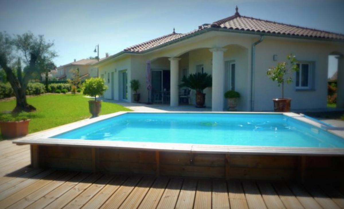 Voiron criel belle villa plain pied annonce sur sideplace - Villa moderne plain pied hadamik ...