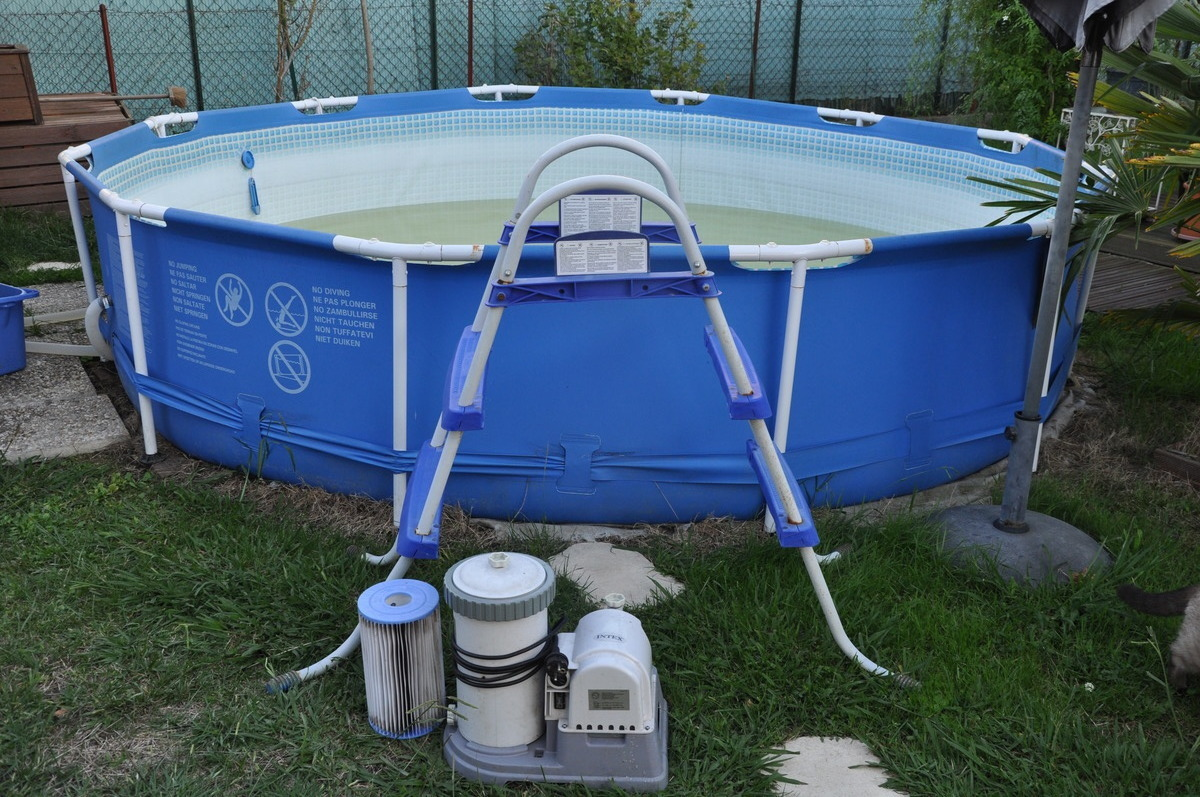 filtre piscine intex