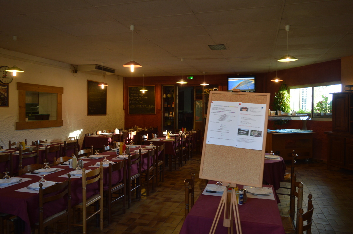 Restaurant Place Montplaisir