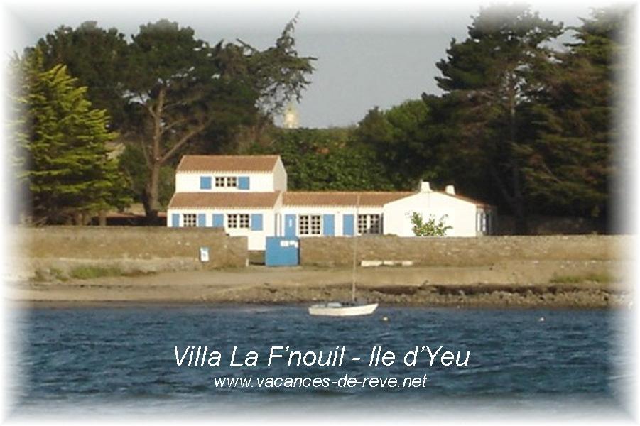 Location maison ile d 39 yeu vacances annonce sur sideplace - Location ile d yeu maison ...